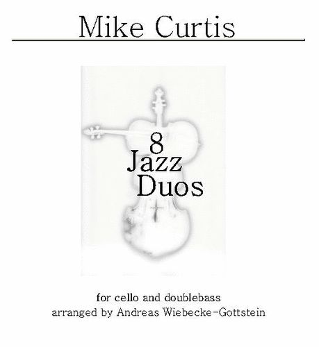 "Mike Curtis: ""8 Jazz Duos""  (Vcl+Kb) als pdf"