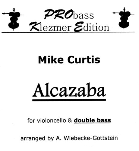 "Mike Curtis: ""Alcazaba"" als pdf"