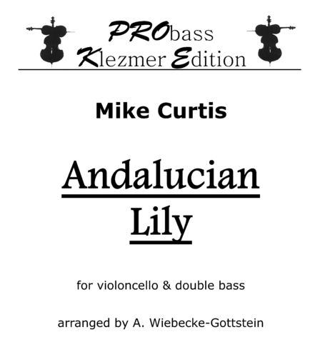 "Mike Curtis: ""Andalucian Lily"" pdf-file"