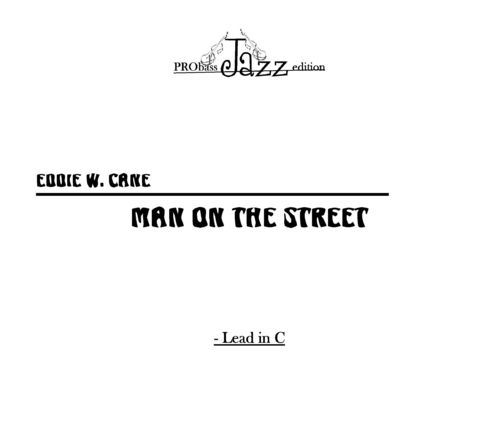 "Edie W. Cane: ""Man on the Street"" als pdf"