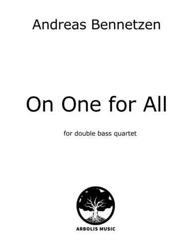"Andreas Bennetzen: ""On One for All"""